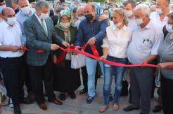 Kemerköprü'ye nefes aldıracak Vefa Park törenle açıldı