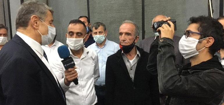 Bartınspor'da kongre pandemi gölgesinde yapıldı işte yeni yönetim ve görev dağılımı