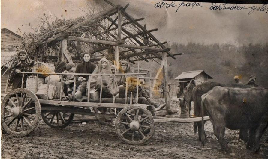 Bartın'ın en büyük ilçesine ilk otomobil 1936'da geldi