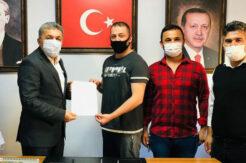 AK Parti Bartın örgütü, 5 binlik kotayı doldurdu