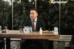 İstifa haberini Bartın'da öğrenen Ali Babacan bakın ne dedi