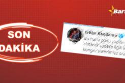 AK Parti Bartın kongresiyle ilgili karar? Teşkilat Başkanı az önce açıkladı