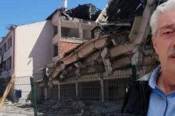 Bartın'da depreme karşı yıkım bekleyen okulların hepsini yıktık!