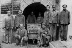 Madenlerde zorunlu işçilik ilk olarak Ulus'ta kaldırıldı