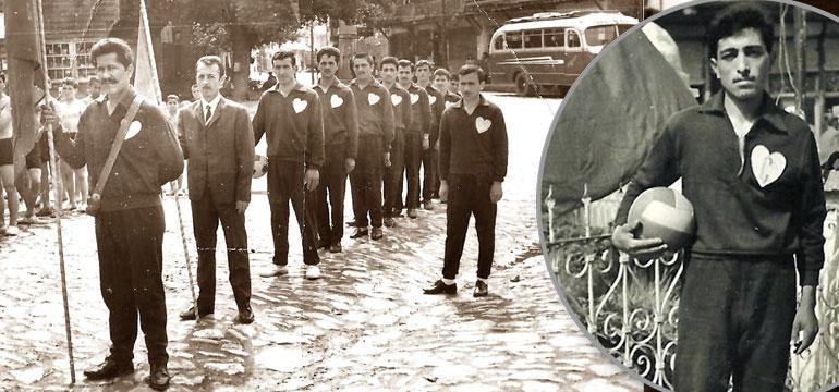 Mazinde bir tarih yatar; ayağa kalk Ulus Çınarspor