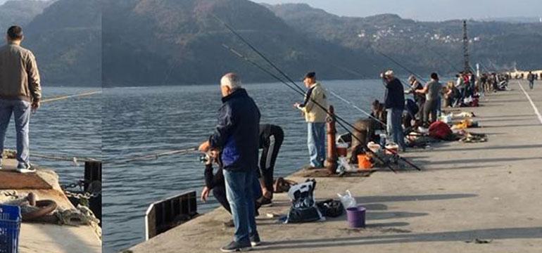Amasralı olta balıkçıları iyi okusun; resmen ilan edildi