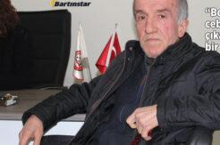 Bartınspor Başkanı Fahrettin Fırıncıoğlu 800 bin TL'yi tek kalemde sildi