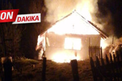 Kumluca'nın Zafer Köyü'nde yangın! Sabotaj ihtimali