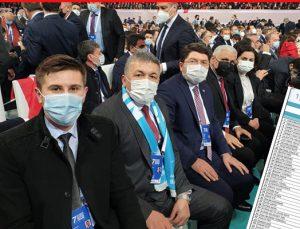 İşte Erdoğan'ın MKYK ve MYK listesi