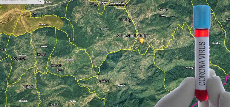 3 köy 34 mahalle… İşte tam karantina köylerinin listesi
