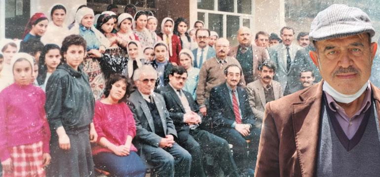 Mustafa Özsoy'un ardından! Orman köylüsü 3 ay çalışıp 9 ay yatmasın diye…