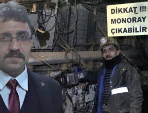 Madenci babanın madenci oğlu sendika başkanlığına aday