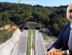 Ulaştırma Bakanı Adil Karaismailoğlu Bartın'a geliyor
