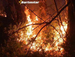 Orman cayır cayır yanıyor! Camilerden yardım anonsları yükseldi