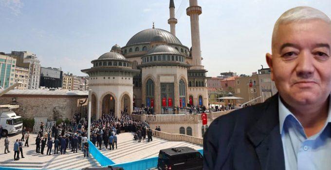 Taksim'in yeni sembolüne Bartınlı Hoca atandı
