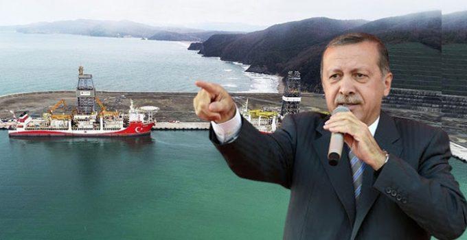 Erdoğan'ın o müjdeyi açıkladı! Amasra-1 kuyusunda…