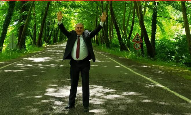 Aman Hacı Başkan, bir kaza olur maazallah!