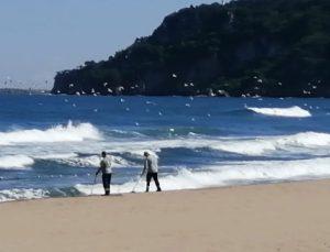 İnkum plajında hazırlık var! Ankaralılar bavulunu toplamaya başladı…