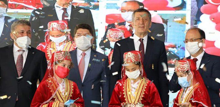 Bartın Valisi Sinan Güner, Bakan'dan o yatırımlar için destek istedi