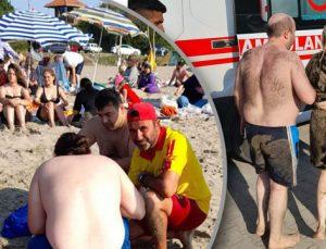 Bartın plajında can pazarı! Son anda uzanan el, iki kadını hayata bağladı
