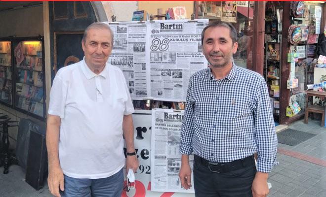 """Esen Aliş'in 98'inci yıl gururu; """"Gazetecilik gönül işi, babam bana yap demedi… """""""